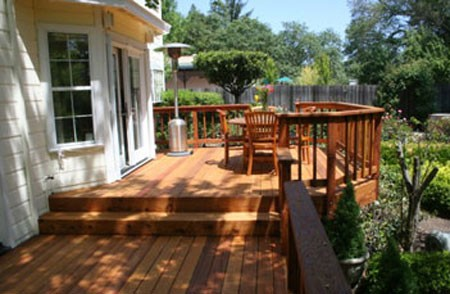 Sonoma County Deck Contest Winner Deck Master Fine Decks