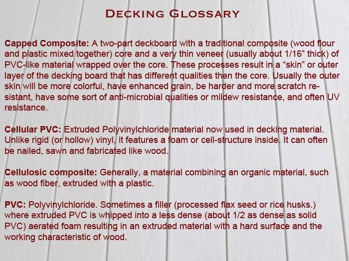 decking-glossary