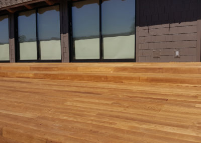 Thermalwood Deck In Petaluma Ca Deck Master Fine Decks