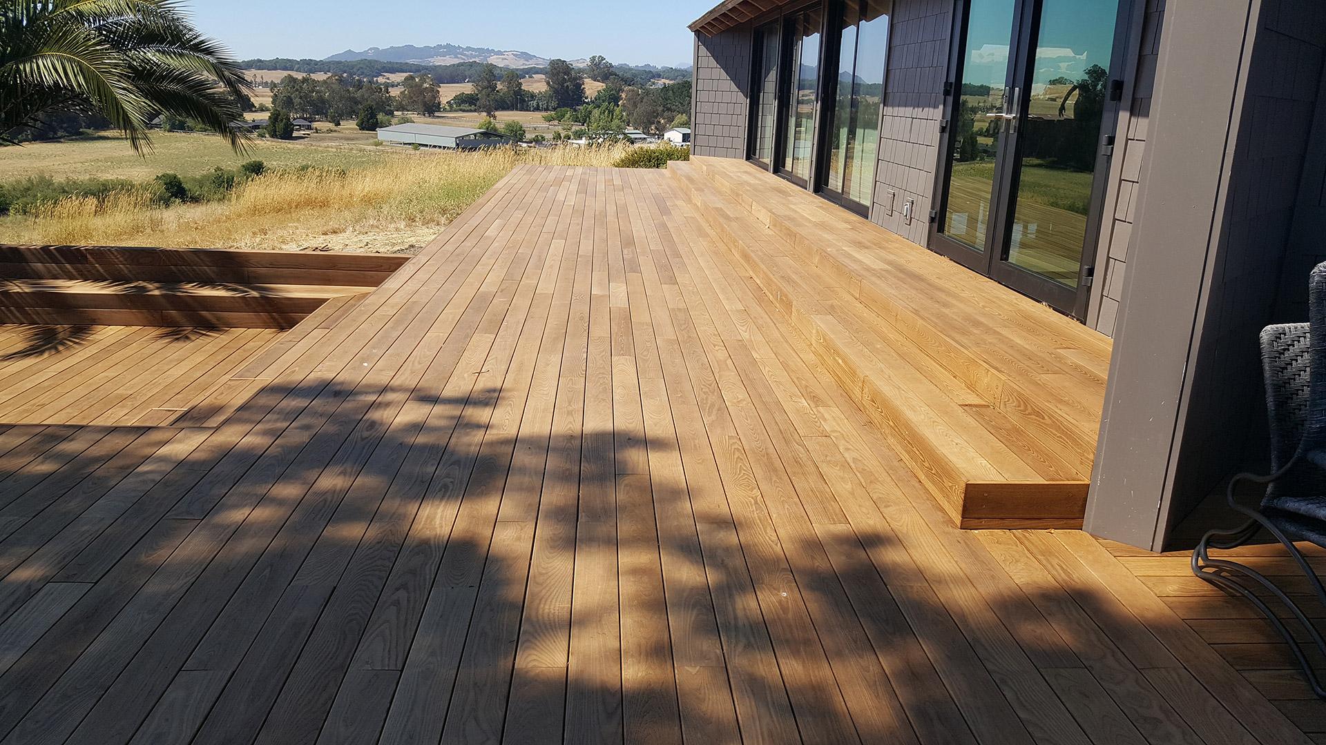 Deck Building Contractor Sonoma Marin Patio Covers