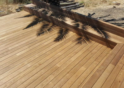 Thermalwood Deck in Petaluma, CA
