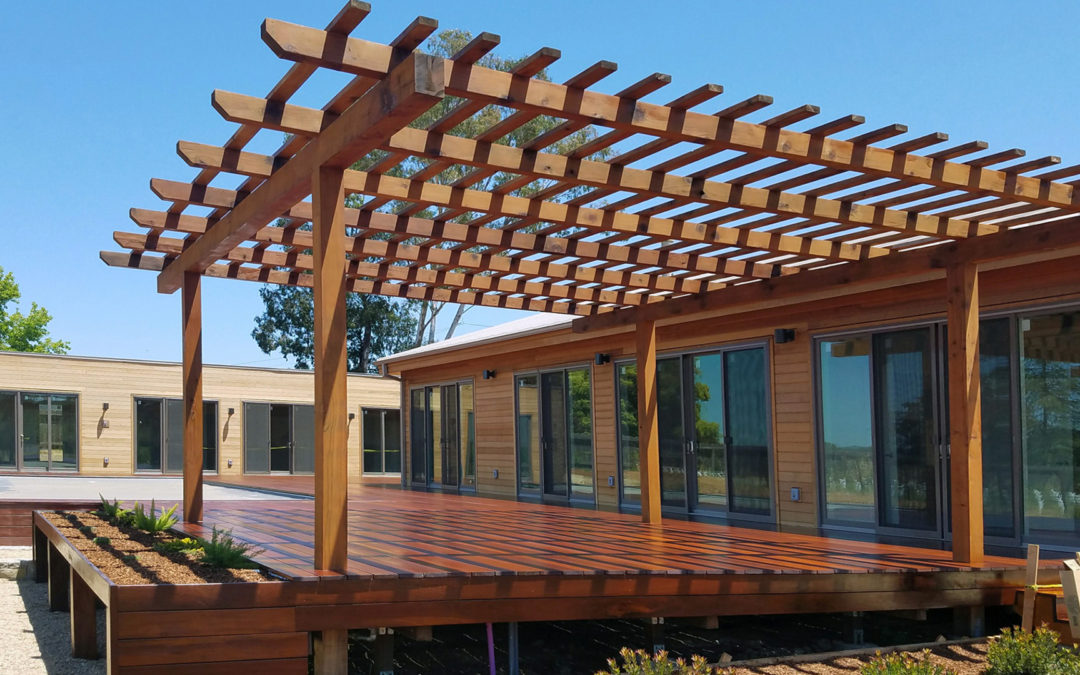 Ironwood Deck – Napa CA