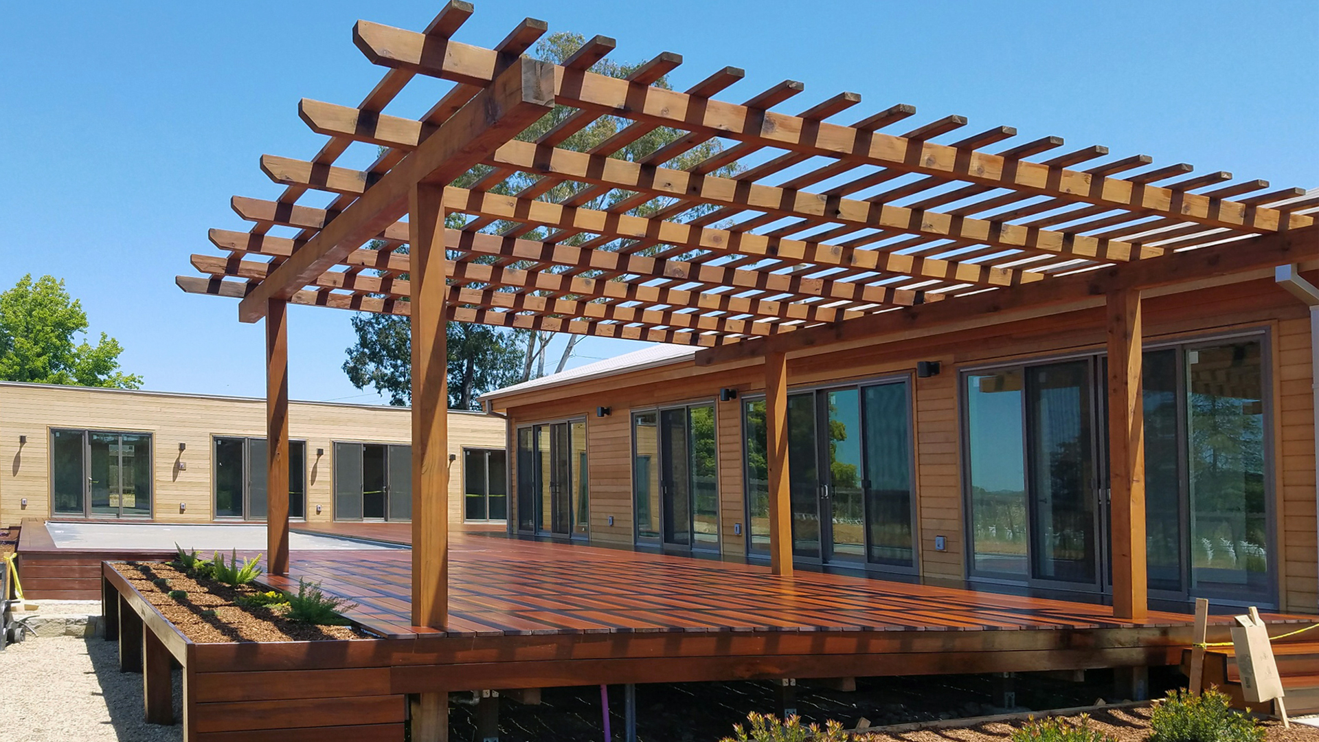 Deck Building Contractor Sonoma Marin Patio Covers