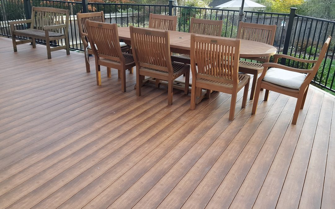 Zuri Walnut Deck in Santa Rosa – Before and After Pics