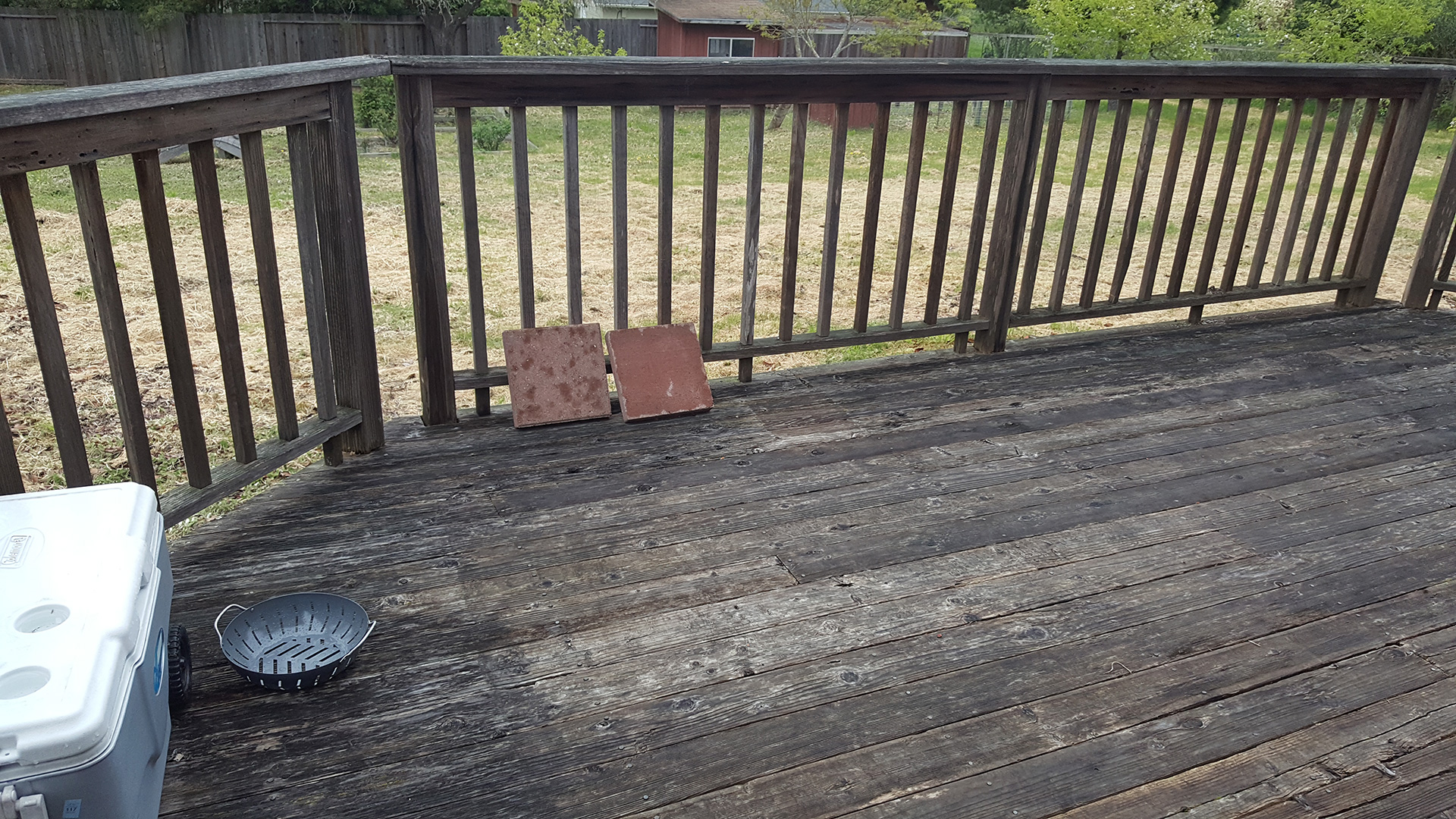 Zuri Walnut Deck in Sebastopol Before and After-old-deck-new-deck