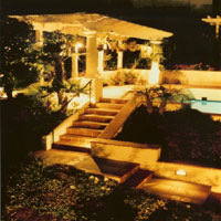 Pergola Night View